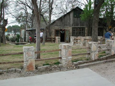 Salt lick dripping springs